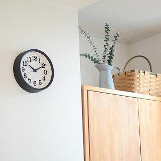 掛け時計LemnosレムノスClockCクロックCYK15-02日本製北欧おしゃれかわいいシンプル人気おすすめ壁掛け壁掛け時計掛時計時計クロック