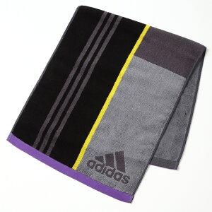 アディダス フェイスタオル【adidas】 イーガー(ブラック)