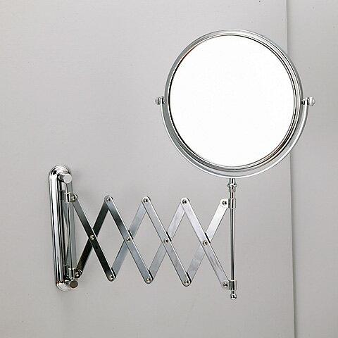 鏡 ミラー スイングミラー アームミラー スウィングミラー エクステンションミラー ホテルミラー ...
