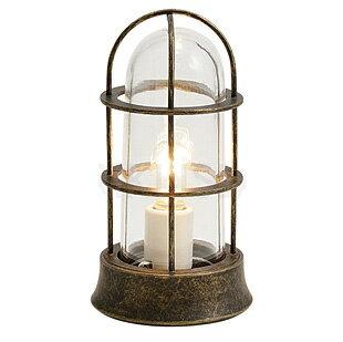 天井照明 普通電球 15W 透明ガラス 照明器具 天井 天井灯 シーリングライト 天井ライトマリンライト マリンランプ 船舶 照明 北欧 アンティーク 真鍮 古色