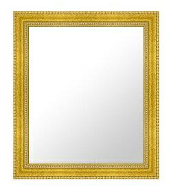 鏡 ミラー 壁掛け鏡 壁掛けミラー ウオールミラー の サイズオーダー サイズ 特注:E-20076金(フレームミラー 壁掛け 壁付け 姿見 姿見鏡 壁 おしゃれ エレガント 化粧鏡 アンティーク 玄関 玄関鏡 洗面所 トイレ 寝室 )