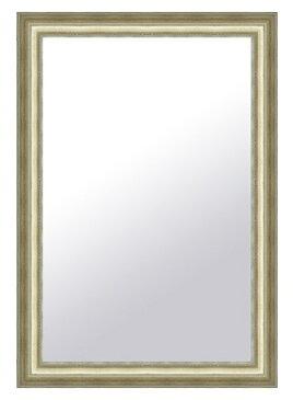 特大 大型 ラージサイズ の 鏡 ミラー 壁掛け鏡 壁掛けミラー ウオールミラー:E-733S-790mmx1040mm(フレームミラー 壁掛け 壁付け 姿見 姿見鏡 壁 おしゃれ エレガント 化粧鏡 アンティーク 玄関 玄関鏡 洗面所 トイレ 寝室 )