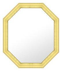 鏡・ミラー・壁掛け鏡・ウォールミラー:G-N402G-8-389mmx491mm