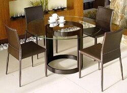ガラス・テーブル、オフィステーブル、会議机、コーヒーテーブル、ダイニングテーブル:AR-MT-013-3