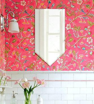 洗面鏡 浴室鏡 トイレ鏡 化粧鏡 日本製 高透過 超透明鏡 ブリット 320mm×600mm スーパークリアーミラー クリスタルカット 国産 フレームレスミラー 風呂 鏡 壁掛け鏡 壁掛けミラー ウオールミラー 姿見 姿見鏡 ミラー
