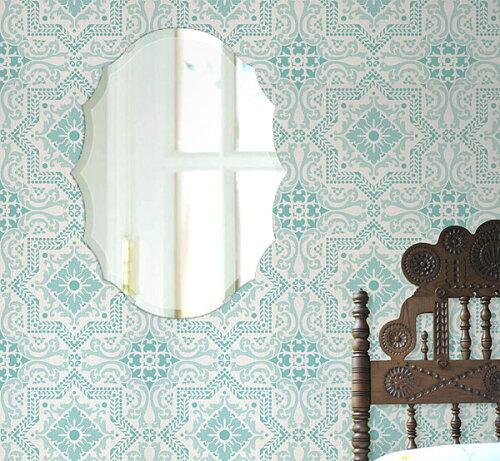 鏡 壁掛け 鏡 ミラー 壁掛け クリスタルミラーシリーズ(一般空間用) クリアーミラ...