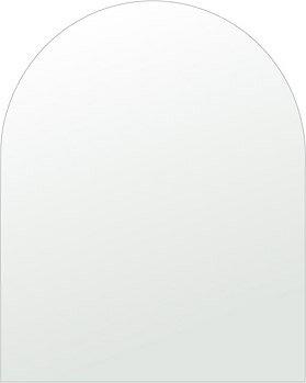 トイレ鏡 洗面鏡 化粧鏡 浴室鏡 クリスタルミラー シリーズ:cdx-arch600x750-km(アーチ)(クリアーミラー シンプルタイプ)( 鏡 壁掛け 鏡 姿見 壁掛けミラー ウォールミラー )