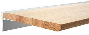 天然木が美しいウッド シェルフ 棚 シェルフ 木の棚 ウォールシェルフ 収納棚 インテリア棚(奥行=250mmタイプ サイズ=w700xd250):ws700xd250