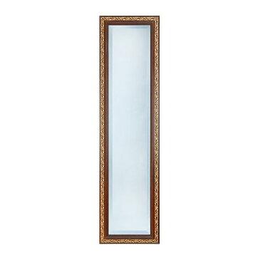 鏡 ミラー 壁掛け鏡 壁掛けミラー ウオールミラー: FaS-4r1-16(フレームミラー 壁掛け 壁付け 姿見 姿見鏡 壁 おしゃれ エレガント 化粧鏡 アンティーク 玄関 玄関鏡 洗面所 トイレ 寝室 額 フレーム 額縁 )