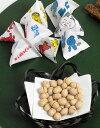 京都・豆富の豆。最高の品質です。節分三角袋