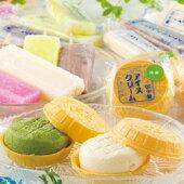 餅の田中屋昔ながらのアイスキャンデー