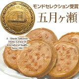 五月ヶ瀬 煎餅 (8枚入)【福井 福井県 お土産】