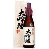 力泉酒造明乃鶴大吟醸1800ml38-8福井県