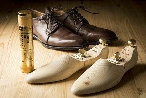 ノトヒバカラシューキーパーと靴用スプレーセット能登ヒバ香りおしゃれ日本製国産出産祝いひばプレゼント