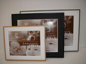 框架 (鋁) 相框的照片相框 /URBAN 苗條 W 六切