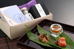 加賀屋博多店料理長オリジナルの「贅沢な珍味セットをぜひご賞味下さいませ。加賀屋御めずらし...