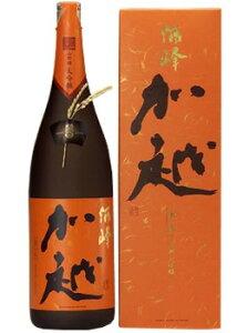 【限定】酒蔵 加越 朱ノ吟 あかのぎん 1800ミリ