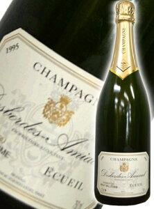 ヨーロッパのシャンパン愛好家に激賞される、正真正銘、蔵出しシャンパン古酒!デボルド・アミ...