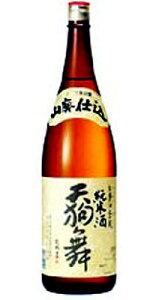 2011年★IWC 純米酒部門 最高金賞★に輝いた日本酒です天狗舞 山廃仕込純米  1800ミリ純米...