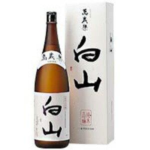 御届けまで数日必要です小堀酒造 萬歳楽 白山純米大吟醸 1800ml伝統の技から成る、大吟醸酒は...