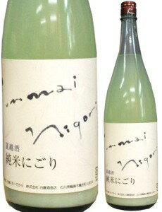 滑らかで上品な純米にごり酒、この夏にお勧めです輪島の白藤酒造 奥能登の白菊 夏越酒なごし...