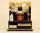 五月人形 佳月 K-23 真田幸村公 収納飾り 兜飾り 端午の節句 5月人形【2017年度新作】