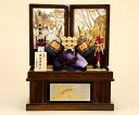 五月人形 佳月 K-25 真田幸村公 収納飾り 兜飾り 端午の節句 5月人形【2017年度新作】