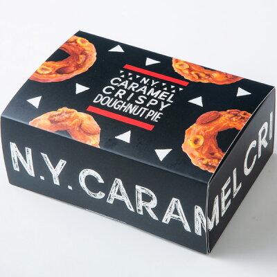 N.Y.キャラメルクリスピードーナッツパイ