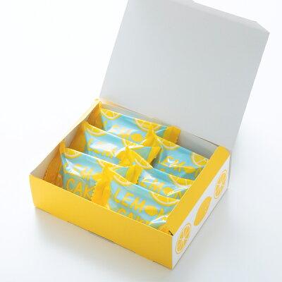 プランタンブランレモンケーキ6個入お土産ギフト
