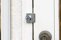 補助錠玄関勝手口倉庫車庫など扉の防犯