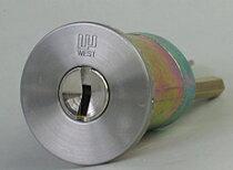 WESTリプレイスシリンダー222用交換シリンダー