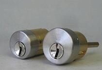 WESTリプレイスシリンダー916-PPA4D交換用シリンダーセキスイハウス用2個同一(40-916-PPA4)+(40-916-PPA4G)