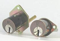 WESTリプレイスシリンダー5500用交換シリンダー二個同一セット
