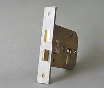 WEST交換用錠ケースJ26バックセット58mm【WEST錠ケース】