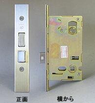 WEST交換用錠ケースC15バックセット50mm【WEST錠ケース】