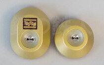 刻印QDC17+QDC18+QDC19トステムセルバDNシリンダー仕様ゴールド