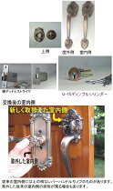 KODAI・プレジデント玄関錠本体(ディンプルキーシリンダー仕様)
