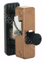 勝手口ドア・引戸等狭框ドア専用面付補助錠MIWAND2S