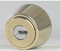 (1)MUL-T-LOCK(マルティロック)J・LSP用交換シリンダーゴールド色