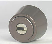 (1)MUL-T-LOCK(マルティロック)J・LSP用交換シリンダーブラウン色