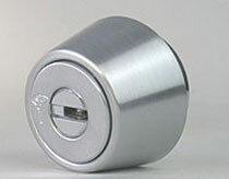 (1)MUL-T-LOCK(マルティロック)J・LSP用交換シリンダーシルバー色