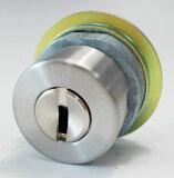 (4) WEST リプレイスシリンダーLIX用 玄関 鍵(カギ) 交換 取替えシリンダードアの厚み28mm〜45mm■標準キー3本+合鍵1本付き■