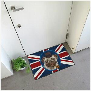 玄関マット洗えるおしゃれラグマット50×75cm玄関先マットウェルカムマットドアマット室内室外カーペットラグマット