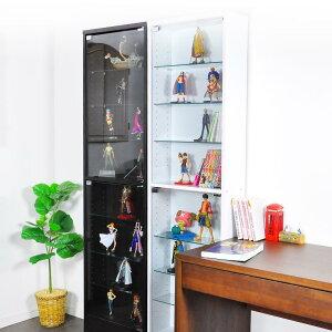 【送料無料】 コレクションケース コレクションボード フィギュアラック 180ハイタイプ  ガラス ワイングラス ラック 収納棚 収納 ディスプレイラック リビング収納 オープ
