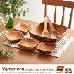 その他雑貨 vemotore wooden natural bowl set