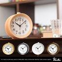時計 置き時計 目覚まし時計 クロック 子供 シンプル 北欧 アンティーク シンプル おしゃれ デザイン リキアラームクロック インテリア 木枠 %OFF モダン