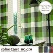 チェック colne Carre 100×200 【1枚】