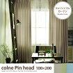 無地 colne Pin head 100×200 【1枚】