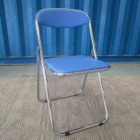 【送料無料】ミーティングチェアー(4脚セット)【1脚あたり3150円】【あす楽対応】組立不要メッキ仕上げ積み重ね可能完成品スタッキングチェアーミーティングチェアスタッキングチェア会議椅子会議用椅子事務椅子ハイバックチェア