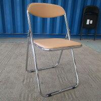 【送料無料】ミーティングチェアー(4脚セット)【1脚あたり3150円】組立不要メッキ仕上げ積み重ね可能完成品スタッキングチェアーミーティングチェアスタッキングチェア会議椅子会議用椅子事務椅子ハイバックチェア